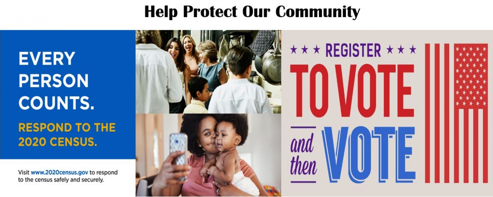 Help protect census & vote slider size one more again